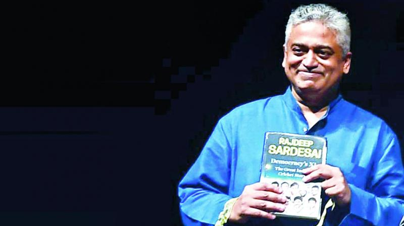 Democracy's XI: The Great Indian Cricket Story by Rajdeep Sardesai Rs 314, pp 380 Juggernaut.