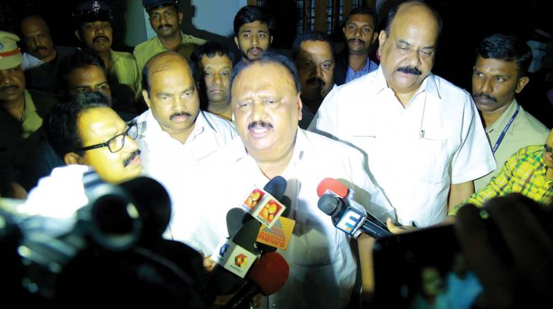 Fate of Kerala Minister hangs in balance after HC dismisses petition