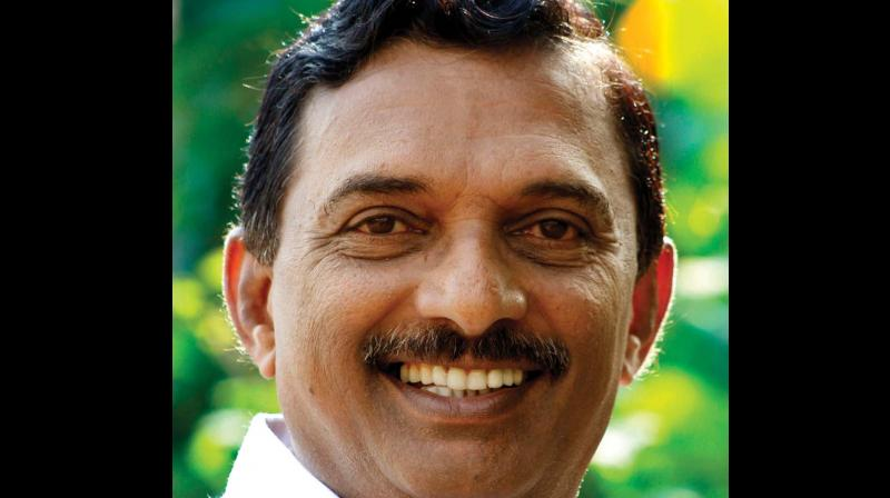 A Padmakumar tipped to be Travancore Devaswom Board president