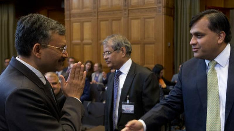 India, Pakistan face off in ICJ over Jadhav