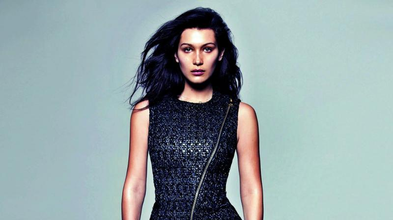 Bella Hadid joins forces with Nike