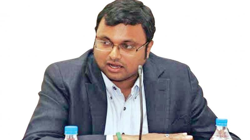 SC refuses Karti Chidambaram's plea to move overseas