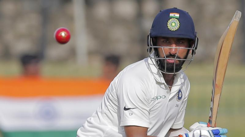 SEE PIC: Cheteshwar Pujara posts heart-warming message for his wife