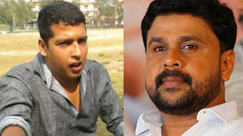 Pulsar Suni and Dileep.