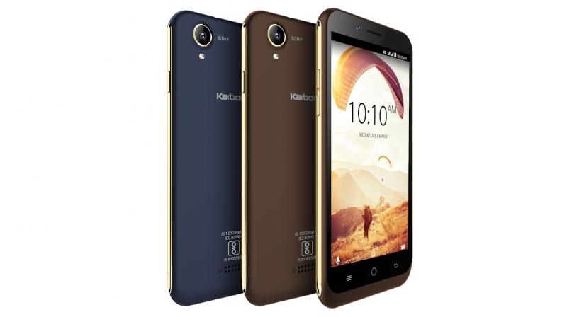 Karbonn Aura 4G launched in India for Rs. 5290