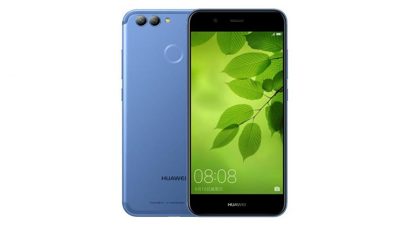 Huawei launches Nova 2 smartphone with 20MP selfie camera