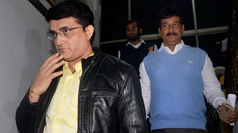 Man held for sending threat letter to Sourav Ganguly