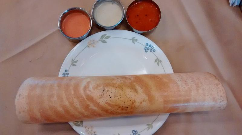 Dosa is like weed for south Indians (Photo: AFP)
