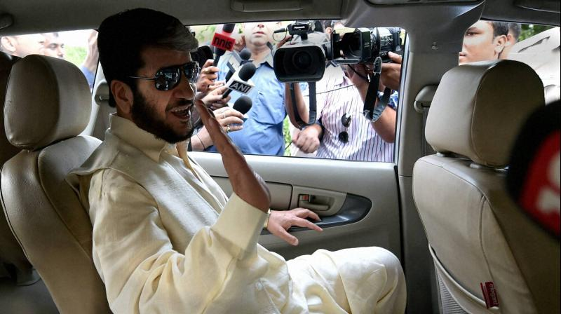 Shabir Shah in touch with Hafiz Saeed: ED