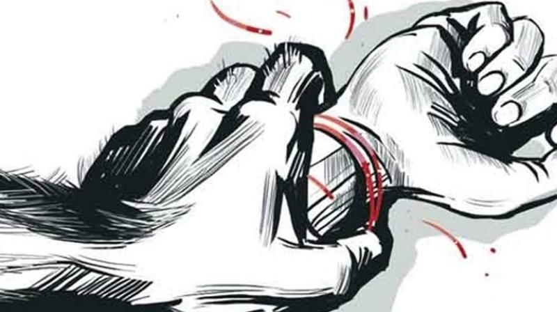The incident took place in Patna's Naubatpur village, when 22-year-old Dheeraj Kumar attempted to rape the woman. (Representational image)