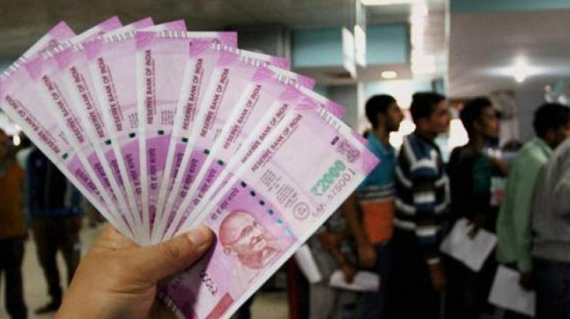 The rupee had closed yesterday at a fresh 16-month high of 65.36