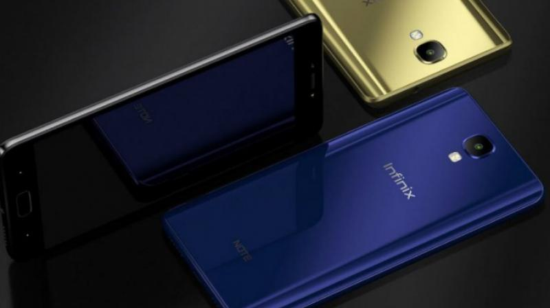 Transsion Holdings launches Infinix Note 4 in India