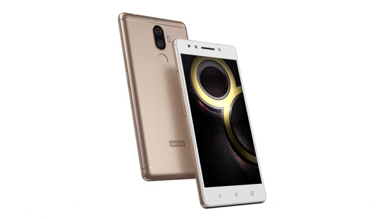Lenovo K8 Note with dual cameras, stock Android unveiled