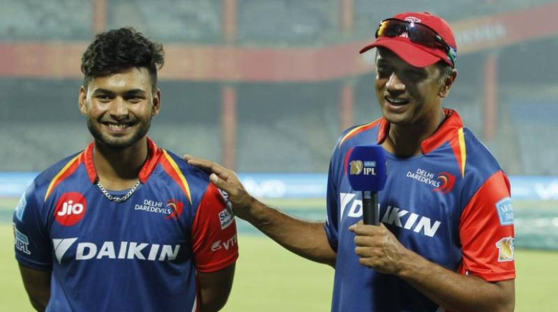 Pant will be a very important player for India: Dravid