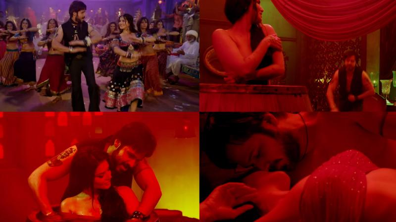 Sunny Leone and Emraan Hashmi Go Bold in Racy Song