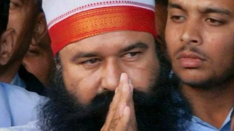 Indian 'godman' Ram Rahim weeps in court, begs for clemency