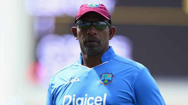 Phil Simmons Applies for Team India's Head Coach Job