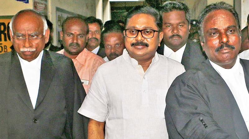 TTV queers the pitch in AIADMK