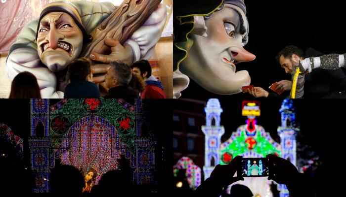 very year the city of Valencia celebrates the ancient