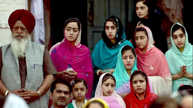 Sikhism not counted as religion in Pakistan's census form, community left disappointed