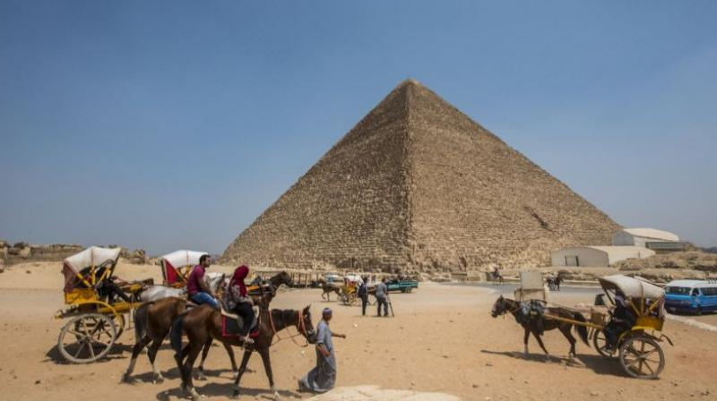 Antiquities Ministry slams 'hasty' report on Khufu pyramid cavities