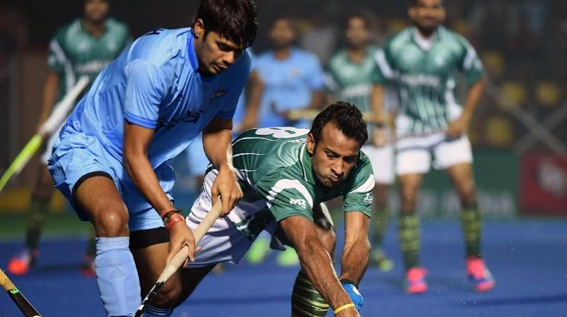 FIH reduces India-Pakistan rivalry to 47 games