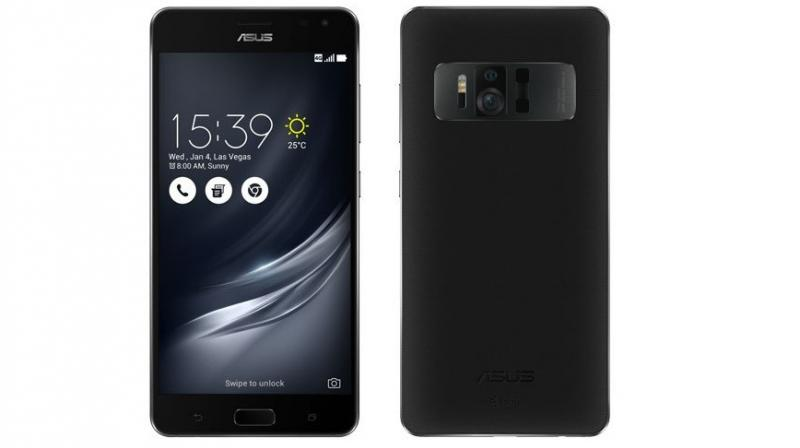 Asus ZenFone AR Tango-Enabled Smartphone Inadvertently Confirmed by Qualcomm