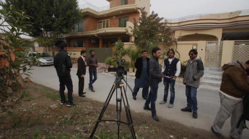 Missing Pakistani blogger Salman Haider found