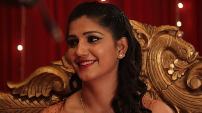 Sapna Chaudhary.