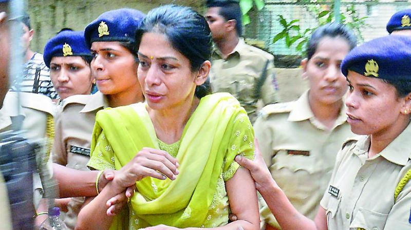 Driver tells court Indrani killed daughter Sheena Bora