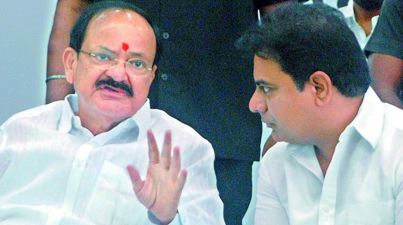 Venkaiah to quit politics by 2020