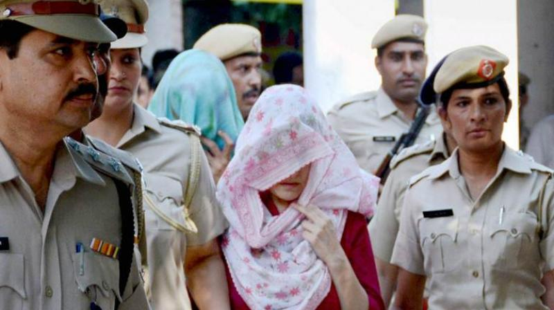 Honeypreet Insan, Sukhdeep Kaur Sent to Judicial Custody Till October 23
