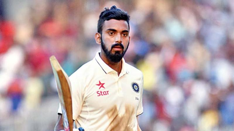 Ind Vs Eng 5th Test: KL Rahul Devastated As He Falls On