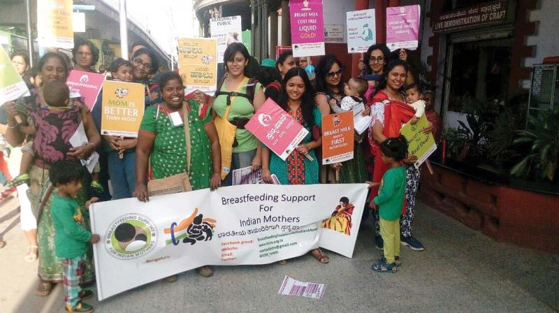 BSIM was founded in the June 2013 by Adhunika Prakash (who is now a certified Lactation Educator and Counsellor) with the intention of empowering women with information.