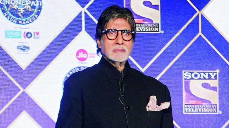Amitabh Bachchan reveals motivation keeps him associated with KBC