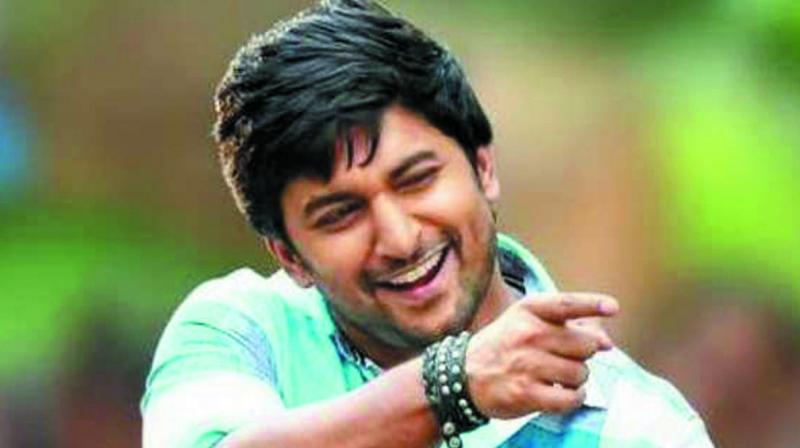 Nani to move into a posh villa in Gachibowli