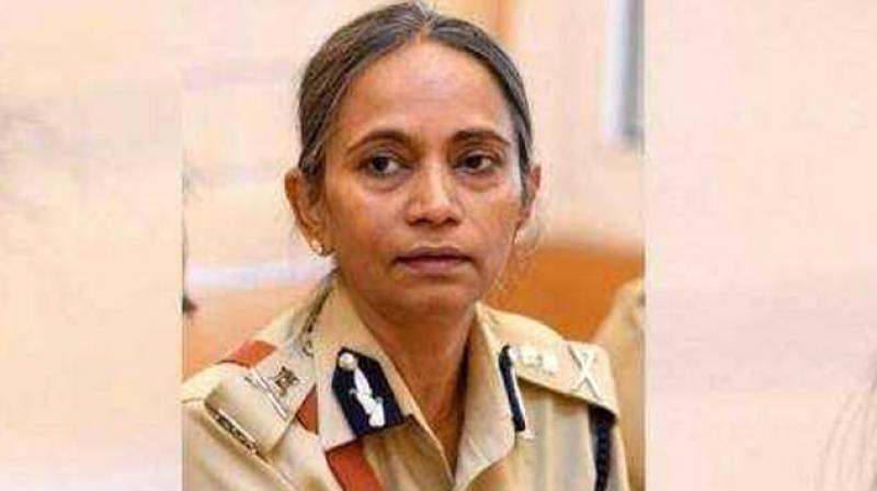 Neelamani Raju becomes first woman to helm Karnataka's police force
