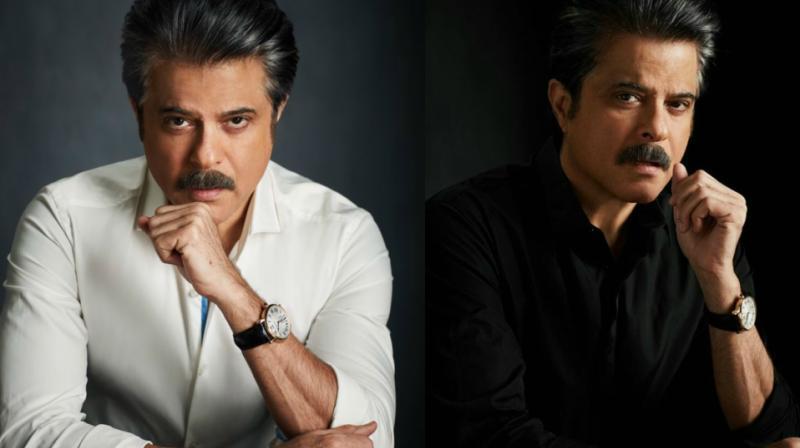 Anil Kapoor's look in 'Fanney Khan' revealed