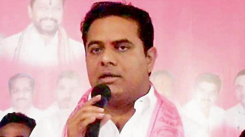 Sacking of staff in IT very common, says KTR