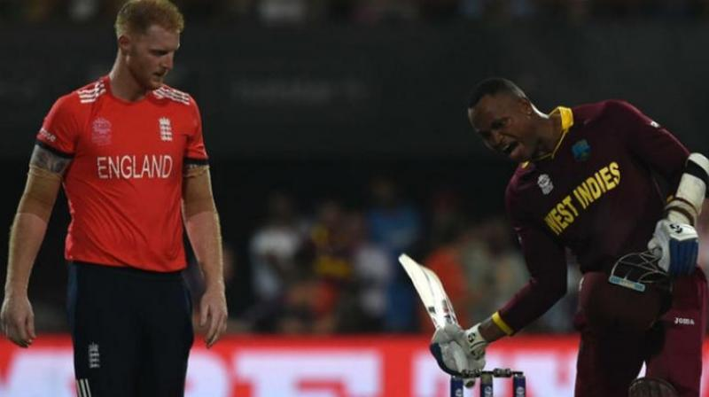Samuels warns England's Stokes ahead of T20 clash