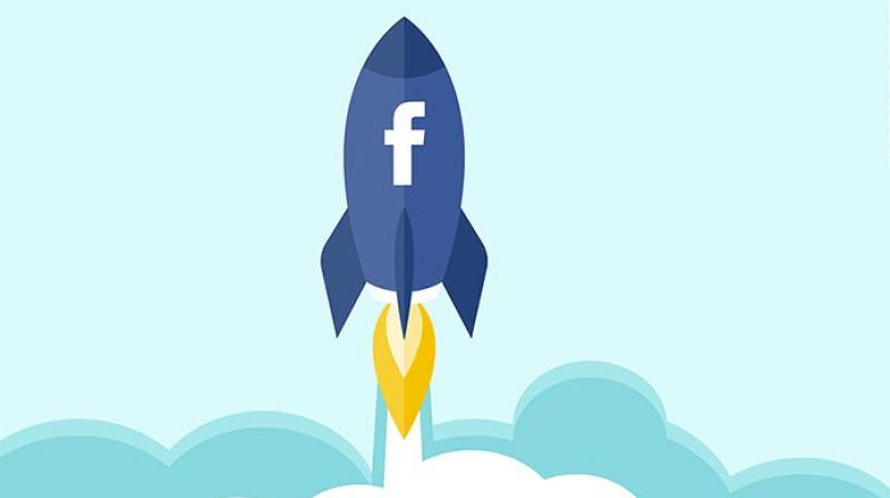 Some Facebook Users Are Seeing A New Rocket Icon In The App