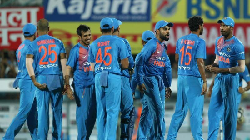 Despite the recent success India have had over Australia, Virat Kohli has maintained that the team from Down Under is always tough to beat.(Photo: BCCI)