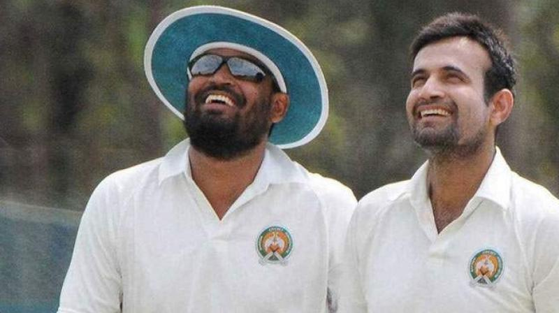 Irfan Pathan's sibling love after Yusuf Pathan hits ton in Ranji Trophy