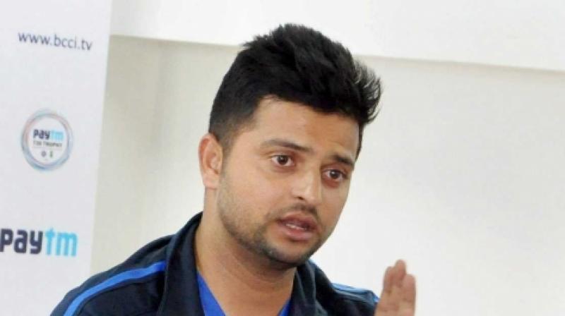 Ask BCCI about my yo-yo test, says Suresh Raina