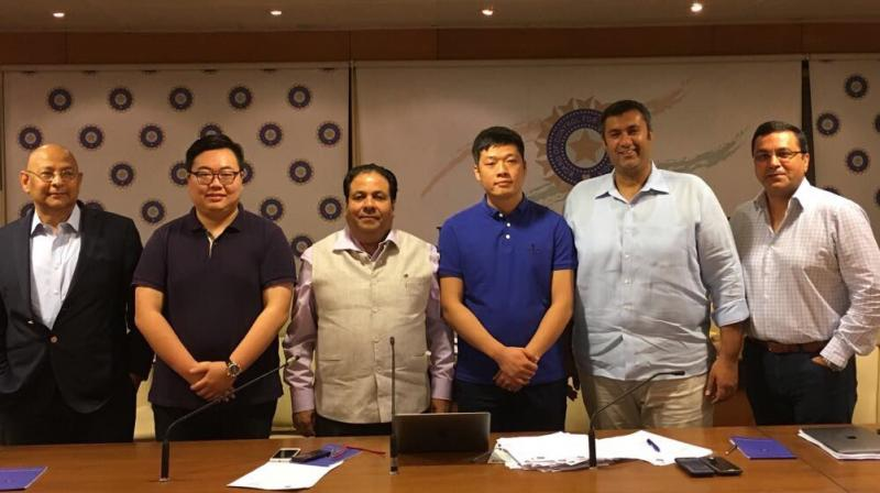Vivo wins IPL title rights for Rs 21.9 bn