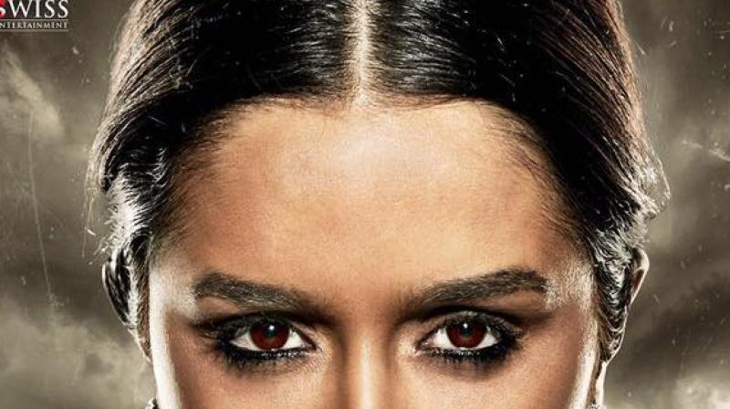 Haseena First Look: Shraddha looks maliciously intense, oozes danger!