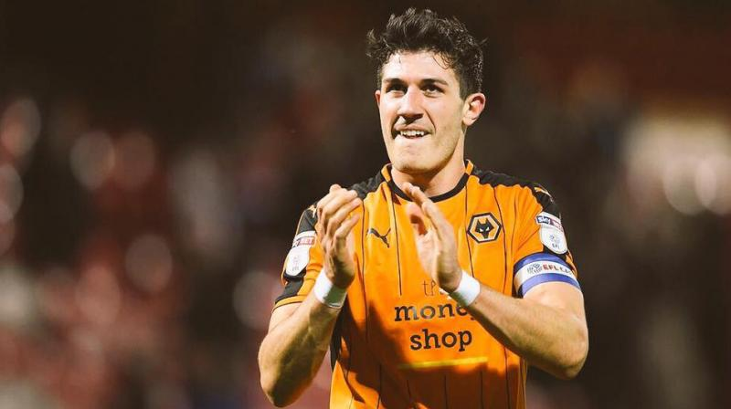 Danny Tanveer Batth is currently plying his trade at English Championship side Wolverhampton Wanderers, which he also captains. (Photo: Facebook/ Danny Batth)
