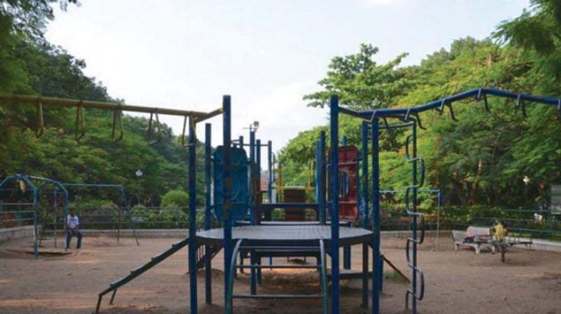 Contractor, BBMP official booked for girl's death in park