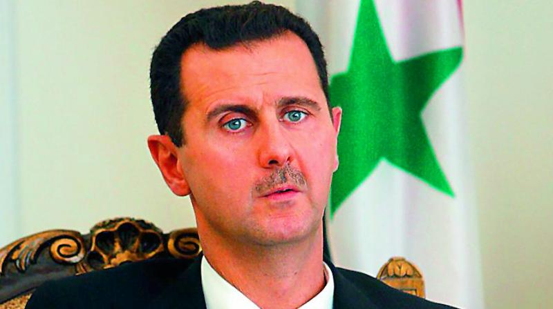 Evidence that Syria sarin gas attack was staged: Moscow