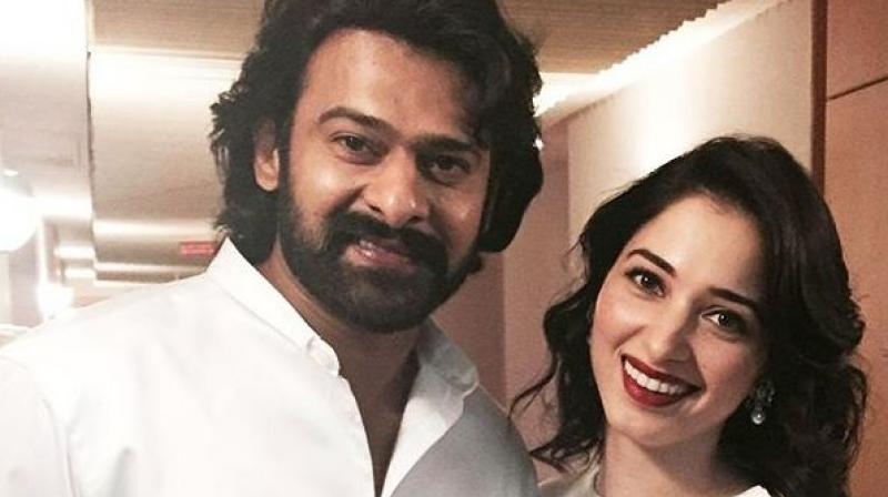 Prabhas stuns in a Trendy New Look